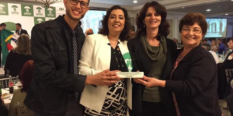 IPREMT participa de Congresso Nacional e recebe premiação por boas práticas na gestão previdenciária.