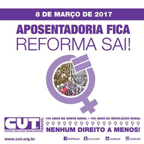 REFORMA DA PREVIDÊNCIA APROFUNDA A DESIGUALDADE DE GÊNERO